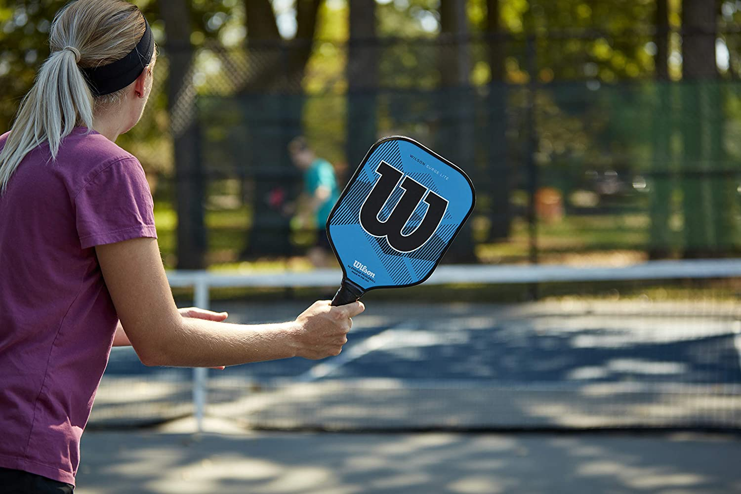 Amazon.com: Wilson Sporting Goods Surge Lite Pickleball ...