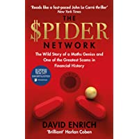 The Spider Network: The Wild Story of a Maths Genius, a Gang of Backstabbing Bankers, and One of the Greatest Scams in…