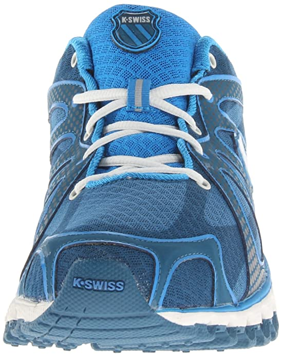K-Swiss Performance Tubes Run 130 P, Zapatillas de Tenis para Hombre, Azul (Blau (Moroccan Brilliant Blue), 47 EU: Amazon.es: Zapatos y complementos