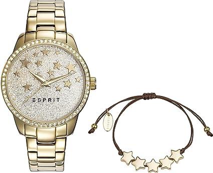 Esprit Damen Armbanduhr Amazonde Uhren