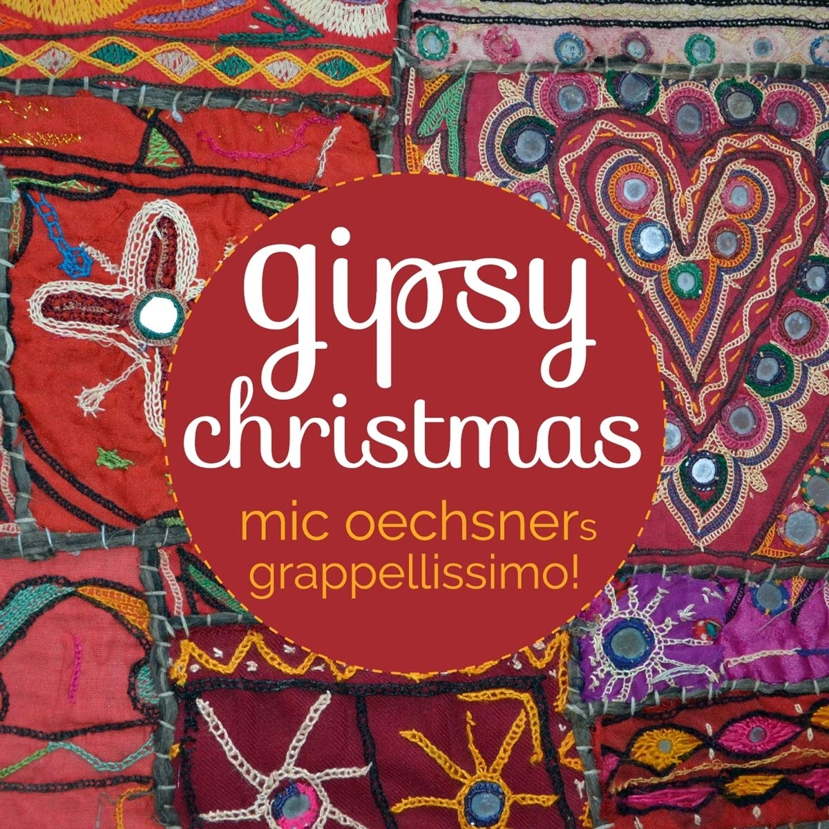 CD : OECHSNER, MIC / GRAPPELLISSIMO - Gipsy Christmas (United Kingdom - Import)