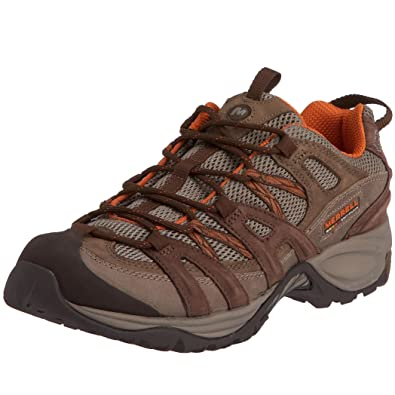 4586c48fb2 Amazon.com | Merrell PANTHEON BROWN SIZE 14 | Shoes