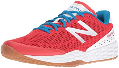 New Balance MX80v3 Mens Red/White N449715HD Shoes