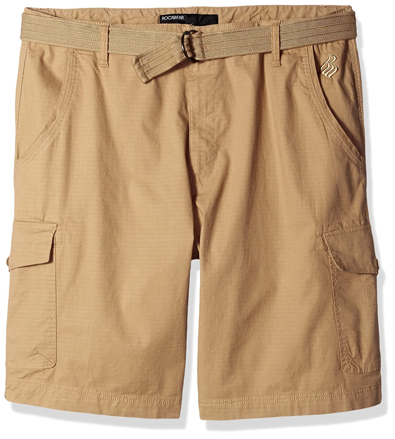 Rocawear Men's Stretch Ripstp Short RB00SH03