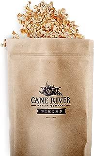 product image for Fancy Medium Cut Natural Pecan Pieces, 1 pound bag - Cane River Pecan Co.