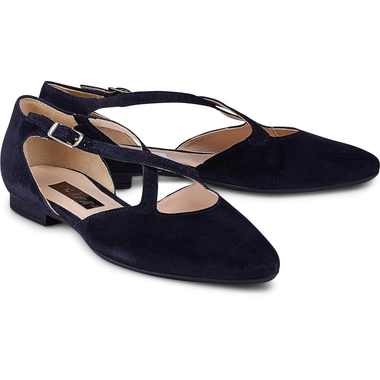 Gabor Comfort 412774 Damen Ballerinas 81352-16 Blau 412774 Comfort Blau 556a18