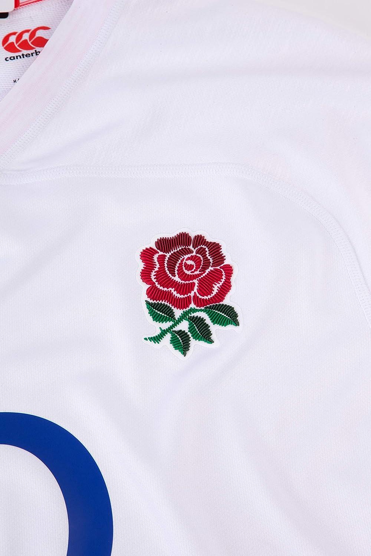 Canterbury of New Zealand Mens England 19//20 Vapodri Home Pro Rugby Jersey