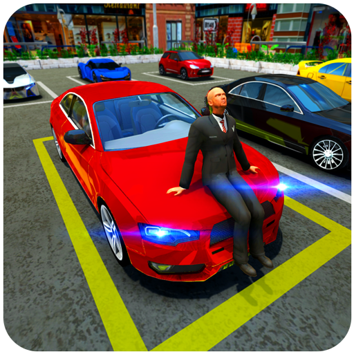 Car Parking Driving School Academy 3d :Best car parking game in the world with luxury sports cars new car parking and driving  real  car drive simulator backyard extreme car drifting adventure game 19 (Best Car Parking Games)