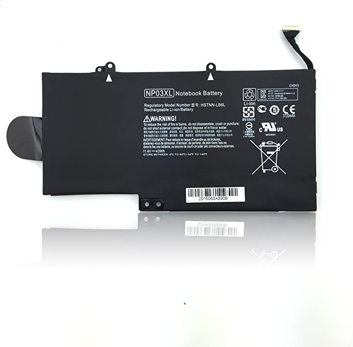 Top 10 Hp Dv7 A6x02ua Battery