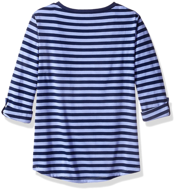 Scout Ro Girls Patch-Pocket Stripe Tunic