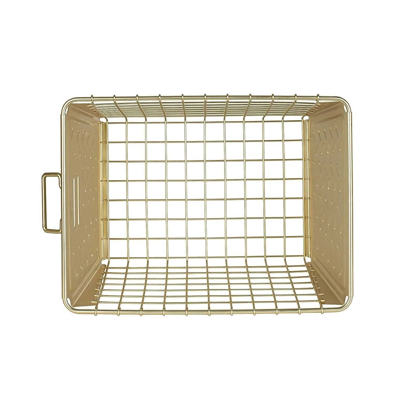 Spectrum Diversified Macklin Medium Storage Basket White