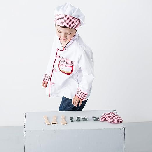 iPlay - Juego de disfraz de iLearn (3-6 años), poliéster, Rosa, Small: Amazon.es: Amazon.es