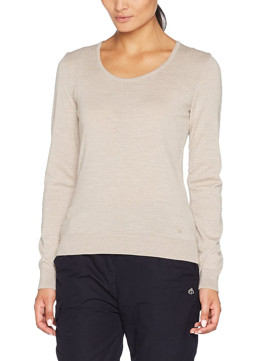 TALLA S. Dale of Norway Astrid Femenina Sweater