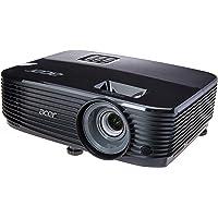 Projetor Acer X1123H, 3600 Lumens, SVGA 800x600, Conexões VGA e HDMI, Preto