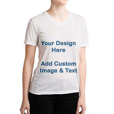 FOROSTARO DIY Custom (Image  Letters  Logo) Shirt All over print Full Color 2d5877395