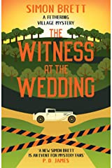 The Witness at the Wedding (Fethering Village Mysteries Book 6) Kindle Edition