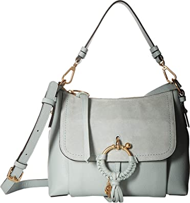 8cdf420541 Amazon.com: See by Chloe Women's Joan Suede & Leather Small Shoulder ...