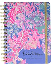 "Lilly Pulitzer Large Aug 2019 - Dec 2020 17 Month Hardcover Agenda, 8.88"" x 6.75"" Personal Planner with Monthly & Weekly Spreads photo"