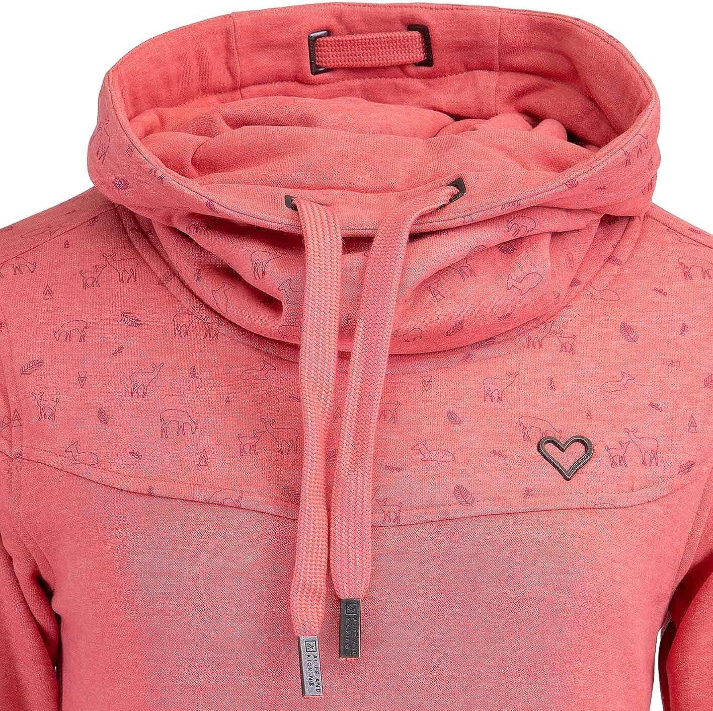 alife & kickin Sunshine Women Sweatshirt Pullover Candy