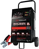 Schumacher SE-8050 4/30/60/200/300 Amp Manual Charger With Tester