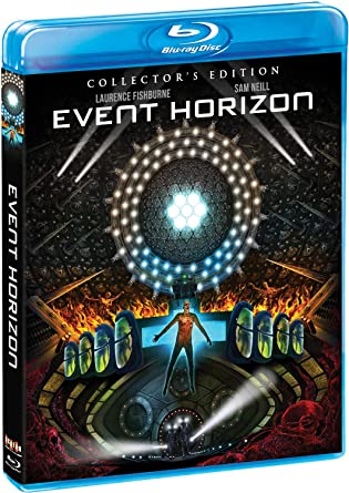 EVENT HORIZON CED BD [Blu-ray]