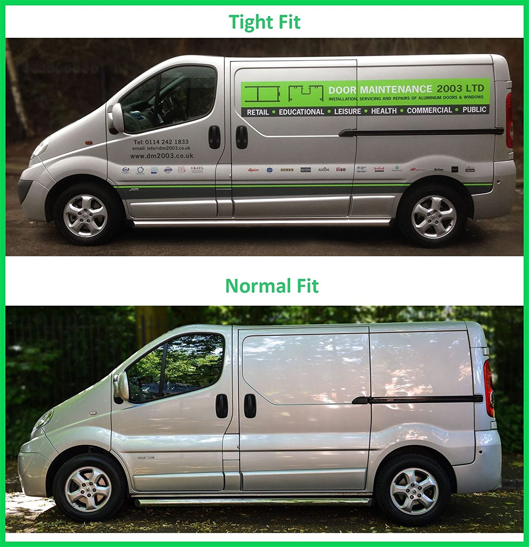 Butzi Chrome Anti Theft Locking Wheel Nut Bolts /& 2 Keys to fit Nissan Primastar