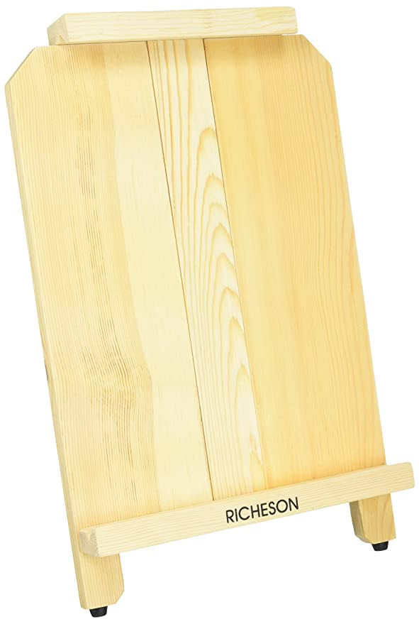 """Jack Richeson La Vara Table Top Easel 10 1//4"""" X 16 3//4"""" Extends To 27"""" Tall"""