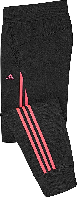 adidas Ward Vestido de algodón Pant CH, Pantalones de Deporte para niño, Black/Red Zest Black/REDZES Talla:16 años (170 cm): Amazon.es: Deportes y aire libre