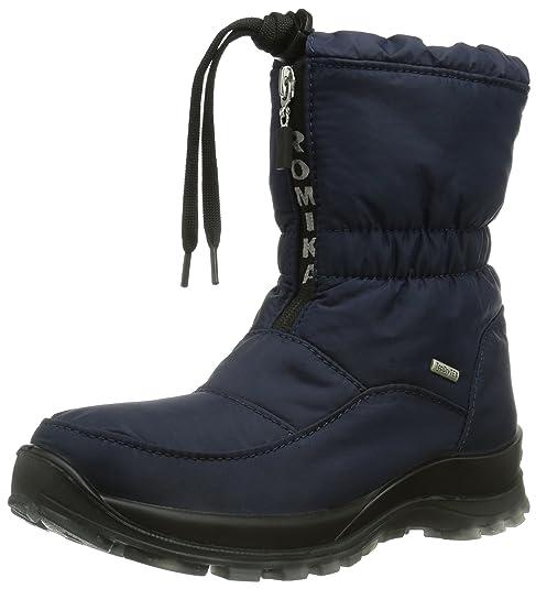 Romika Alaska 118 - Botas de nieve, color: Negro, Blu (Blau (ocean 505)), 41: Romika: Amazon.es: Zapatos y complementos
