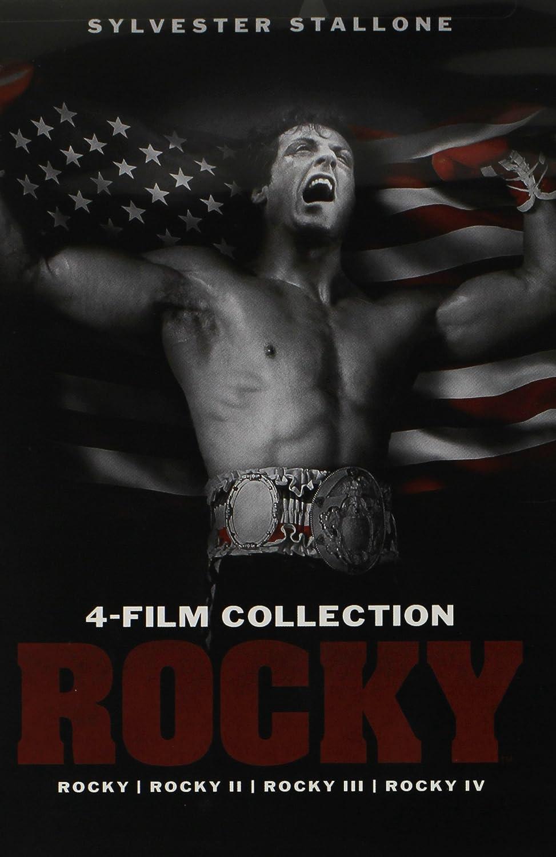 Rocky 1-4 4-Film Coll (DVD)