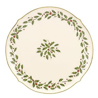 Lenox 830142 Holiday 13  Round Serving Platter