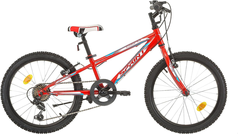 Sprint CASPER Bicicleta para niños, Tamaño de rueda: 20 ruedas ...