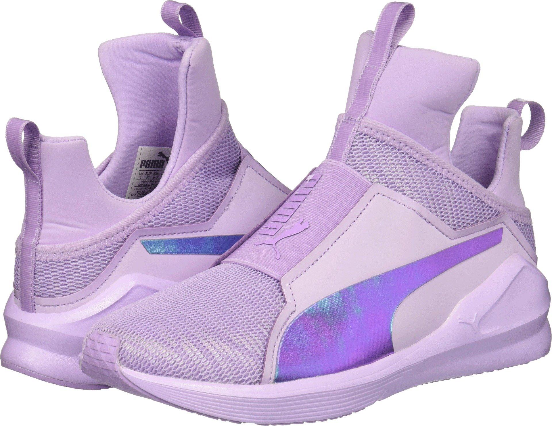 PUMA Women's Fierce Oceanaire Wn Sneaker, Purple Rose-Purple Rose, 10 M US