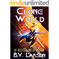 Clone World (Undying Mercenaries Series Book 12)