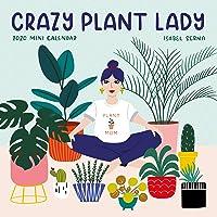 Crazy Plant Lady Mini Wall Calendar 2020