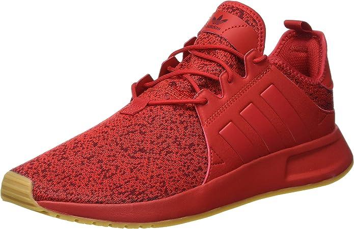 adidas X_PLR Sneakers Herren rot mit roten Streifen