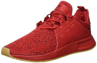 newest c1c9c 51cbf Amazon.com | adidas X_PLR B37439 Mens Shoes Red | Fashion ...