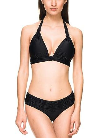 f0eb92b1c8965 Despi Black New Chic Bikini Bottom - Brazilian Cut, M. Roll over image to  zoom in. Despi Swimwear