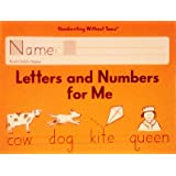 Letters and Numbers for Me Grade K