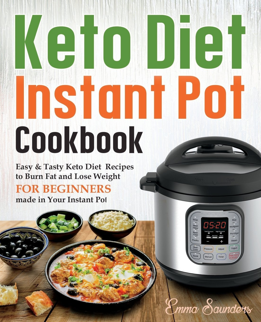 This New Instant Pot Cookbook Makes Losing Weight Damn Easy advise