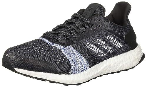 buy popular 7f6d9 d4a00 Adidas Performance Boost Ultra Calle zapatillas de running, gris   blanco    púrpura resplandor, 5 M  ADIDAS  Amazon.es  Zapatos y complementos