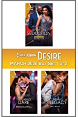Harlequin Desire March 2020 - Box Set 1 of 2 Kindle Edition
