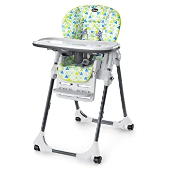 Attirant Chicco Polly SE High Chair, Fresco