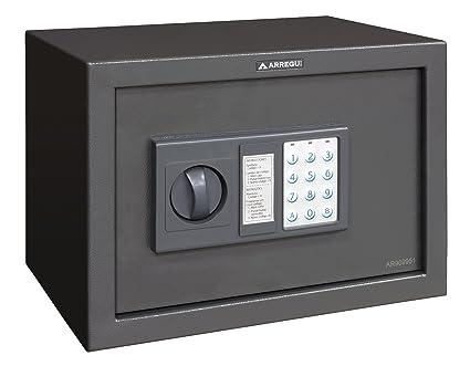 Arregui T20EB Caja Fuerte de sobreponer electrónica (310 x 200 x 200 mm),