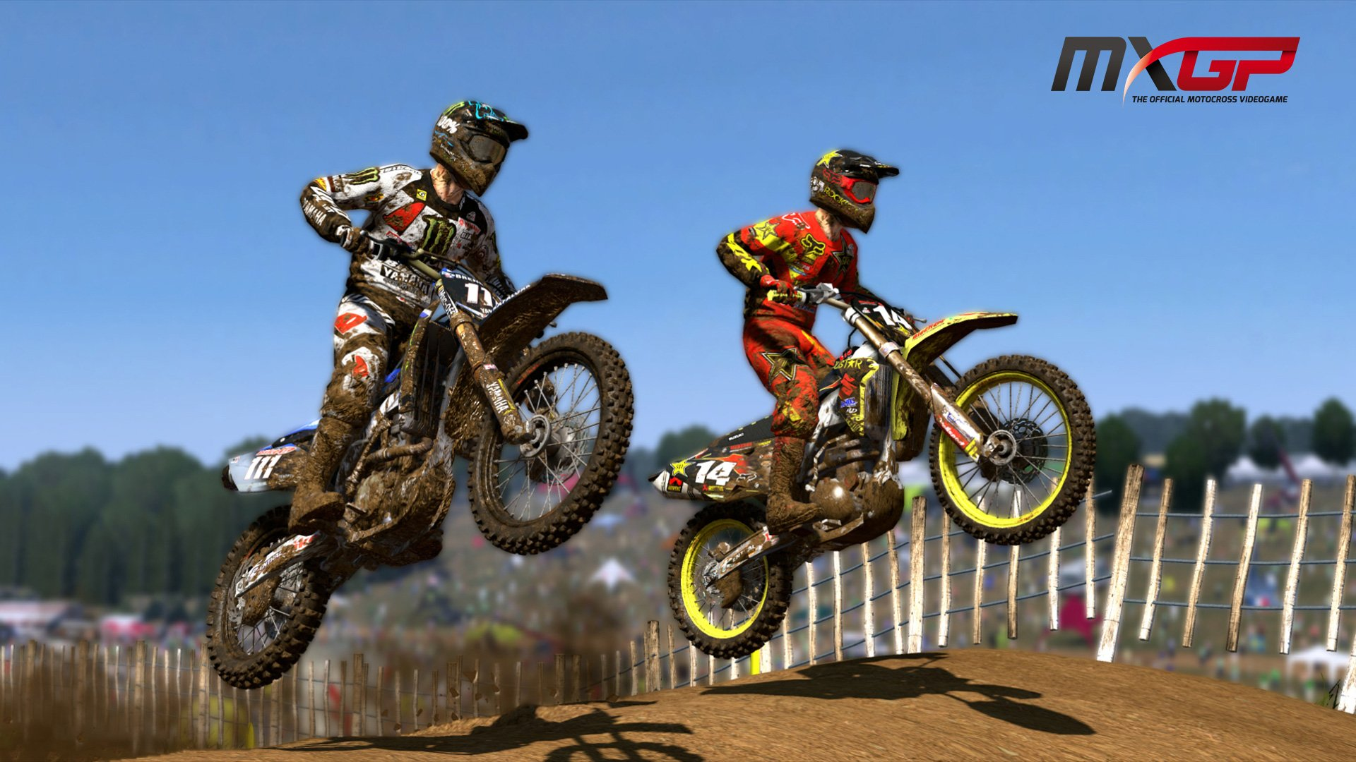 MXGP 14: The Official Motocross Videogame by Bandai (Image #26)