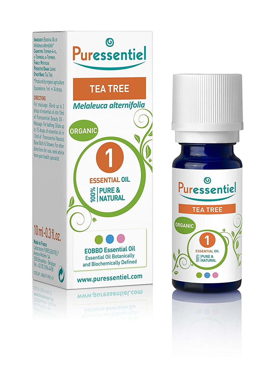 Puressentiel Olio Essenziale Tea Tree Bio - 10 ml 9942258