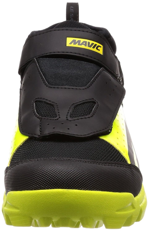 Mavic Deemax Elite - Zapatillas - Amarillo/marrón Talla del Calzado UK 9 / EU 43 1/3 2018: Amazon.es: Zapatos y complementos