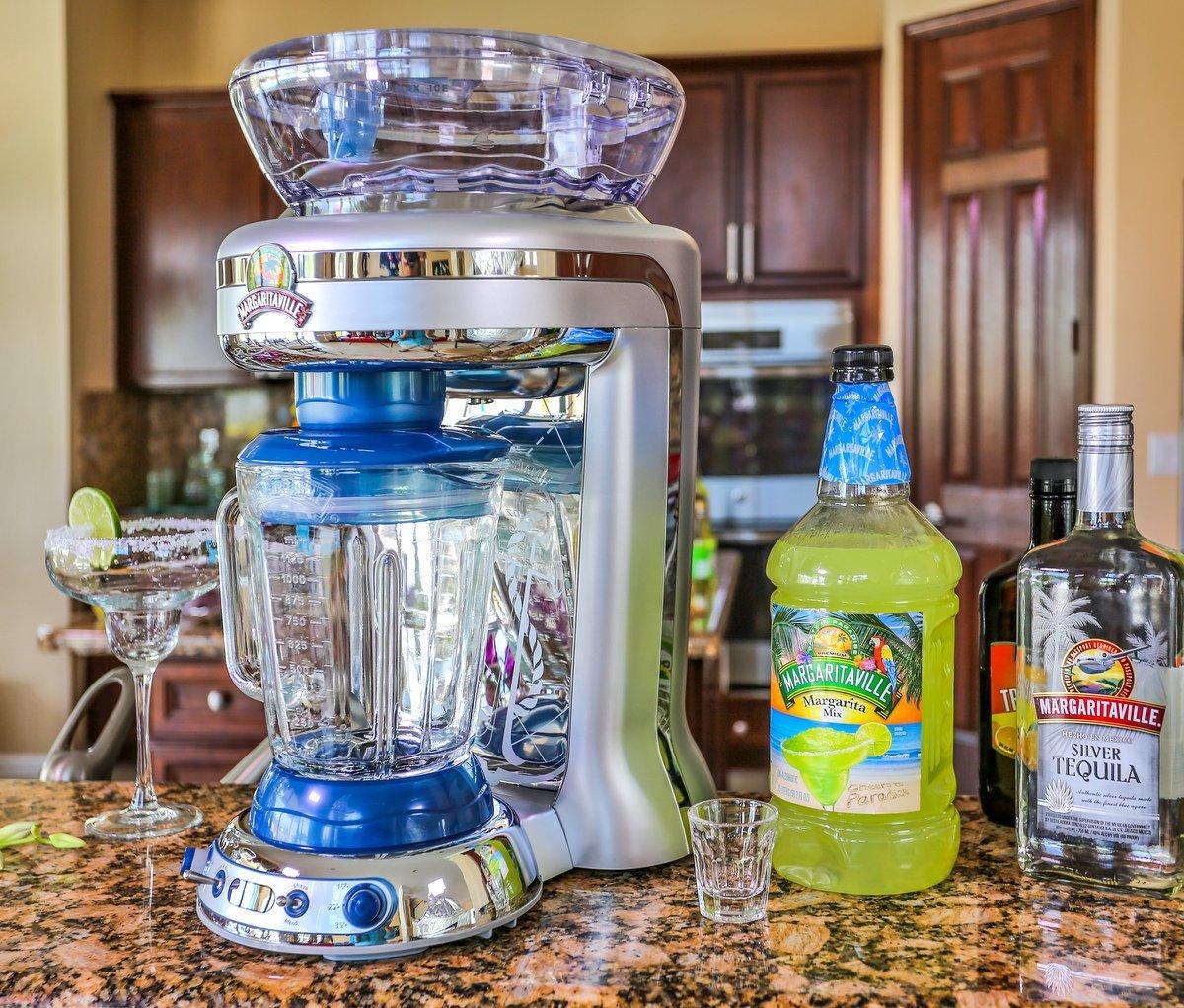 Margaritaville Key West Frozen Concoction Maker with Easy Pour Jar and XL Ice Reservoir, DM1900 by Margaritaville (Image #5)
