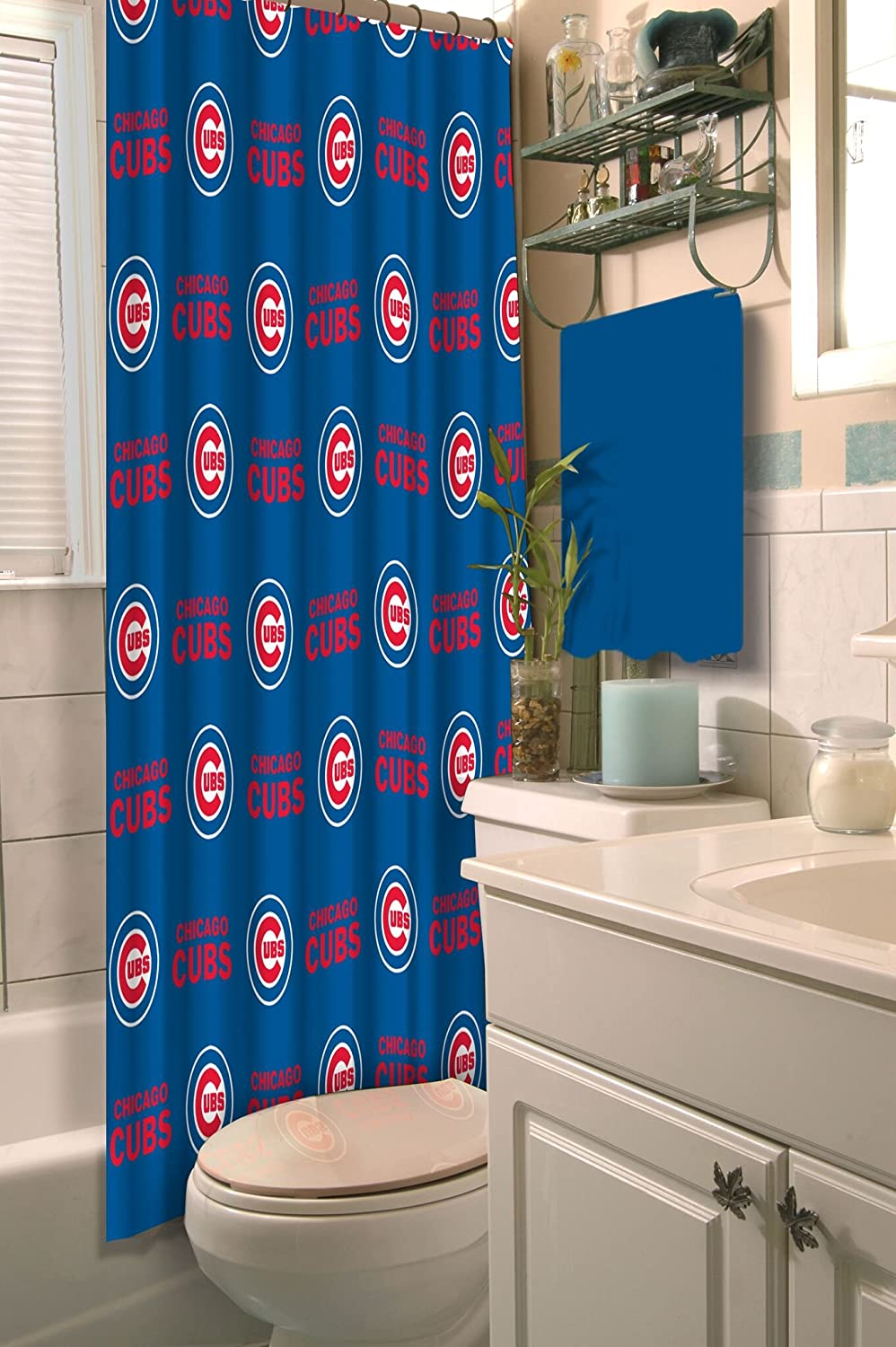 Amazon.com: Shower Curtains - Bath: Sports & Outdoors