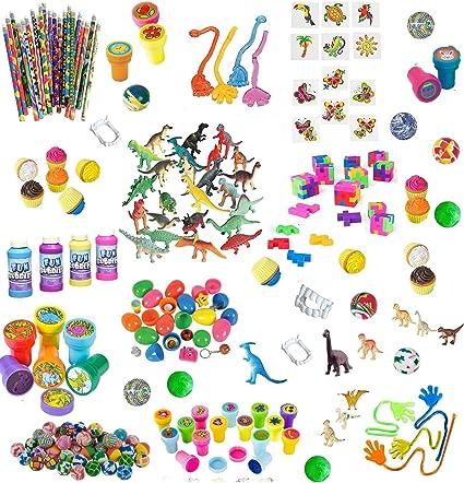 Amazon.com: 168 piezas de juguetes de fiesta para niños ...